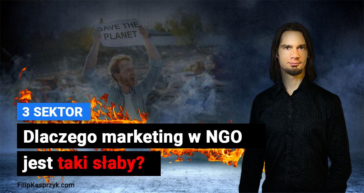 Jak powinien wyglądać marketing w NGO?